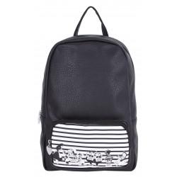 Czarny plecak z nadrukiem DISNEY PRIMARK
