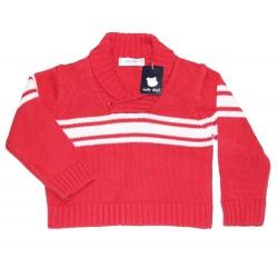 Czerwony sweter EARLY DAYS PRIMARK ATMOSPHERE