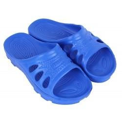 Niebieskie klapki IBIZA DEMAR