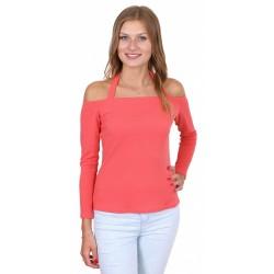 ASOS Elegancka pomarańczowa bluzka