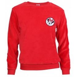 Czerwona bluza Myszka Minnie DISNEY