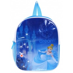 Blue Backpack, Knapsack, Rucksack Cinderella PRINCESS DISNEY