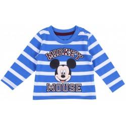 Niebieska bluzka Myszka Mickey DISNEY