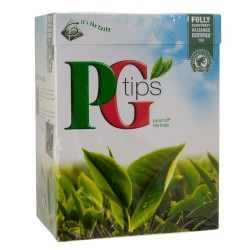 Angielska herbata PG Tips 240 torebek-piramidek