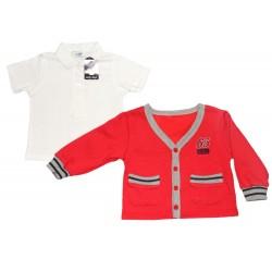 Koszulka POLO i bluza EARLY DAYS PRIMARK
