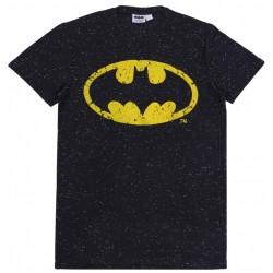 Czarna koszulka BATMAN