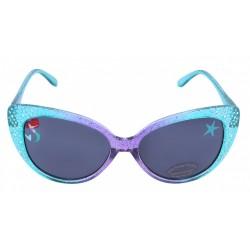 Fioletowe okulary Mała Syrenka DISNEY PRINCESS