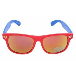 Czerwone okulary SUPERMAN