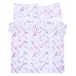 Watercolour Geo King Size Duvet Cover & Two Pillowcases Set 230x220 PRIMARK