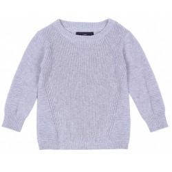 Beżowy sweterek w prążki PRIMARK