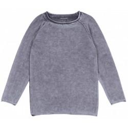 Szary zdekatyzowany sweter PRIMARK