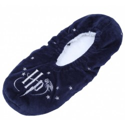 Navy blue, Kids Warm House Slippers, Footlets, Home Shoes HARRY POTTER