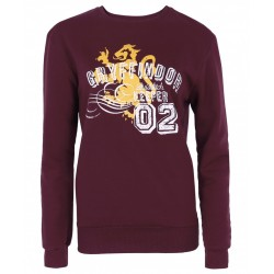 Burgundowa bluza Gryffindor HARRY POTTER