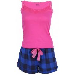 Granatowo-różowa piżama PRIMARK ATMOSPHERE