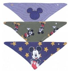 3 x Apaszka Myszka Mickey DISNEY