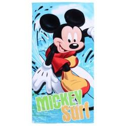 Ręcznik plażowy 70x140 Mickey Surf DISNEY