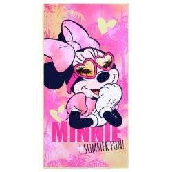 Ręcznik plażowy 70x140 Minnie Summer Fun DISNEY