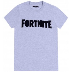 Szara koszulka Fortnite