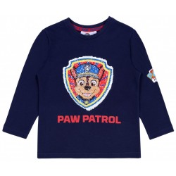 Granatowa bluzka Psi Patrol