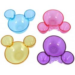 4x Kolorowe miseczki Myszka Mickey DISNEY