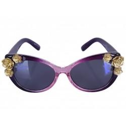 Fioletowo-złote okulary Alladyn DISNEY