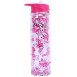 Różowy bidon Alicja w krainie czarów DISNEY