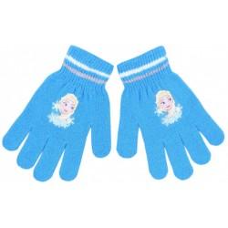 Niebieskie rękawiczki Elsa Kraina Lodu