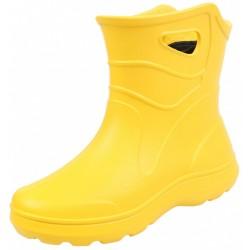 Żółte, niskie kalosze konewka KOLMAX