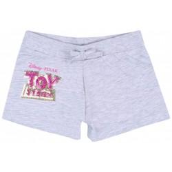 Szare, krótkie spodenki Toy Story DISNEY