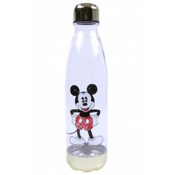 Przezroczysta butelka na wodę 650 ml Mickey DISNEY