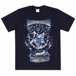 Czarna męska koszulka Harry Potter