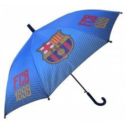 Niebieska parasolka FC BARCELONA