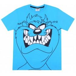Niebieski t-shirt męski LOONEY TUNES