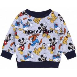 Szara dziecięca bluza Klub Przyjaciół Myszki Miki Disney