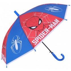 Czerwono-niebieska ,chlopięca parasolka SPIDER-MAN