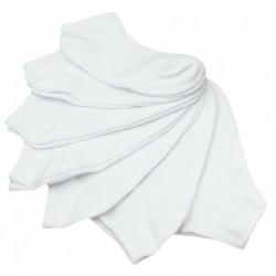 Białe stopki 7 par Essentials PRIMARK ATMOSPHERE