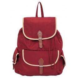 Burgundowy plecak A4 PRIMARK ATMOSPHERE