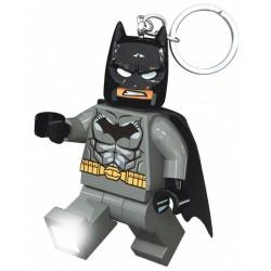 Brelok do kluczy z latarką Grey Batman LEGO