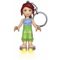 Brelok do kluczy z latarką Mia LEGO FRIENDS