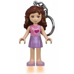 Brelok do kluczy z latarką Olivia LEGO FRIENDS