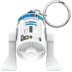 Brelok do kluczy z latarką Star Wars R2D2 LEGO