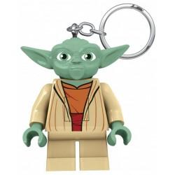 Brelok do kluczy z latarką Star Wars Yoda LEGO