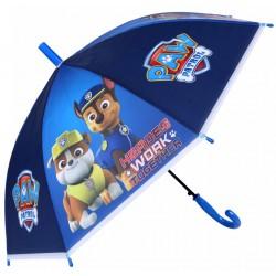 Granatowa, dziecięca parasolka Psi Patrol