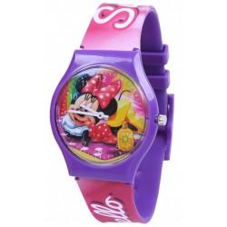 Dziewczęcy zegarek na rękę Hello Summer Myszka Minnie