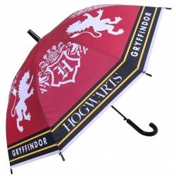 Burgundowa parasolka GRYFFINDOR Harry Potter