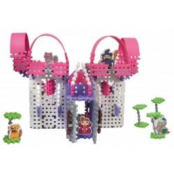 Klocki konstrukcyjne Mini Waffle- księżniczka MARIOINEX