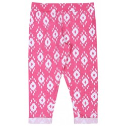 Girls pink leggings/trousers
