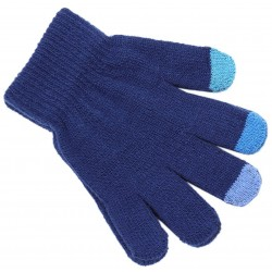 Granatowe rękawiczki PRIMARK