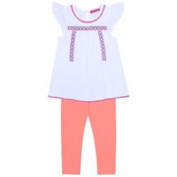 Komplet bluzeczka + legginsy PRIMARK YD