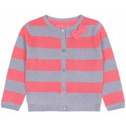 Koralowo-szary sweterek YD PRIMARK